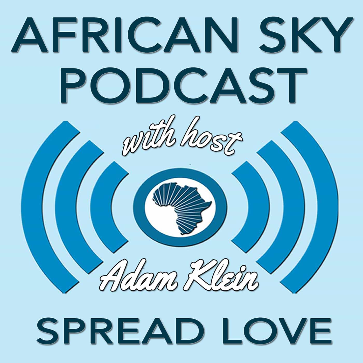 The African Sky Podcast (with host Adam Klein)
